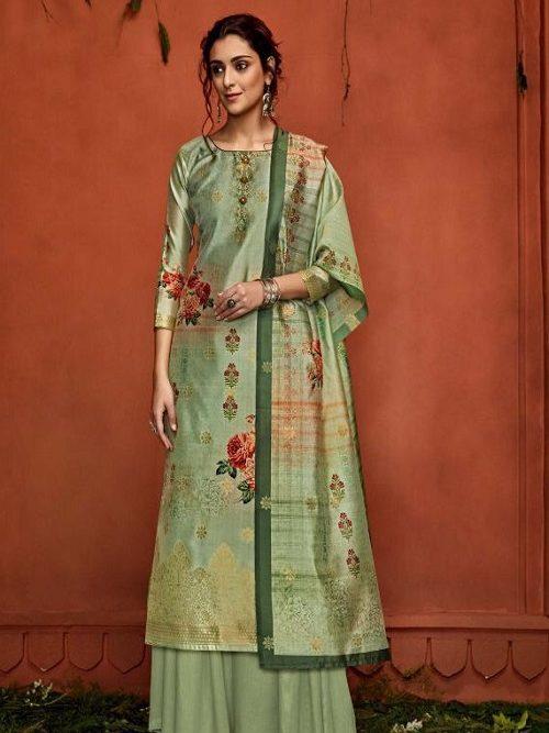 Belliza-Designer-Studio-Presents-Nayaab-Pure-Upada-Silk-Banarsi-Jacquard-Digital-Printed-Salwar-Suit-356-007