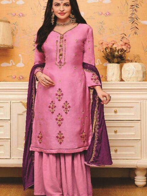 Eba-Lifestyle-Hurma-Satin-Georgette-With-Embroidedry-And-Diamond-Work-Salwar-suit-1132