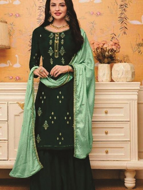 Eba-Lifestyle-Hurma-Satin-Georgette-With-Embroidedry-And-Diamond-Work-Salwar-suit-1133