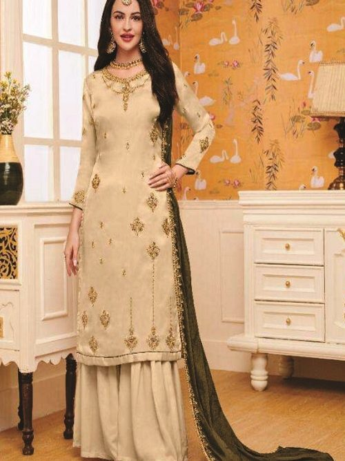 Eba-Lifestyle-Hurma-Satin-Georgette-With-Embroidedry-And-Diamond-Work-Salwar-suit-1134