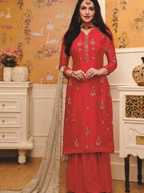Eba-Lifestyle-Hurma-Satin-Georgette-With-Embroidedry-And-Diamond-Work-Salwar-suit-1136