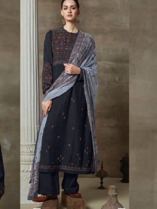 Sahiba-Itrana-Aagaz-Pure-Musiln-Silk-Digital-Print-With-Handwork-Salwar-Suit-A-761