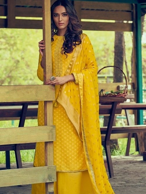 Varsha-Fashion-Maithili-Banarasi-Weave-Self-Fabric-With-Lining-and-Embroidery-Salwar-suit-MH-44
