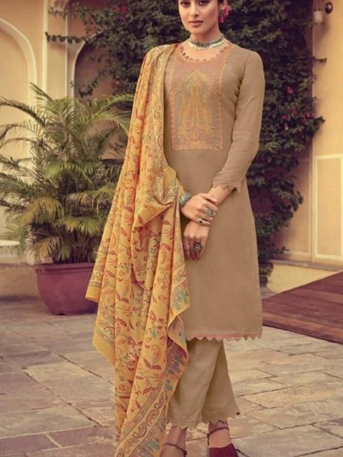 Mumtaz-Arts-Presents-Saanjh-Pure-Jam-Satin-Digital-Print-With-Kashmiri-Embroidery-Salwar-Suit-3005