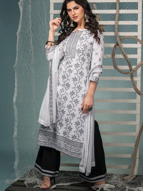 Naariti-Kinara-Linen-Cotton-Jamdani-Self-Weaving-Salwar-Suits-5404