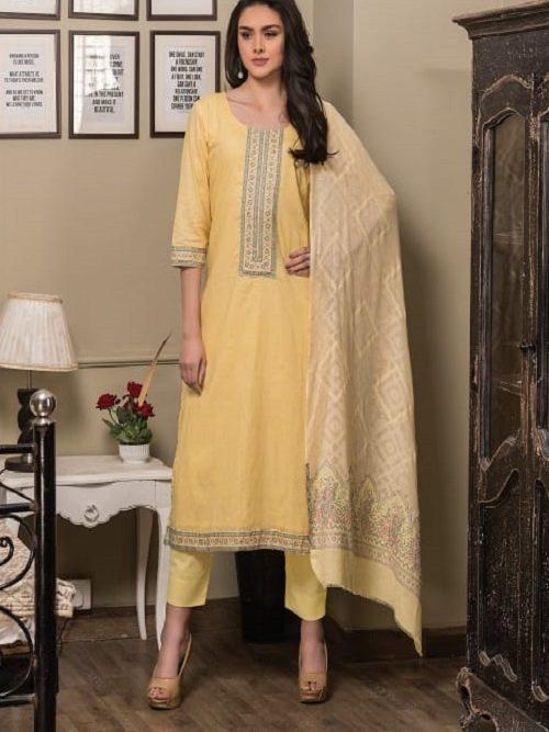 Naariti-Presents-Bhumika-Cotton-Print-With-Weaving-Neck-Patti-Designer-Suit-1951